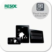 Vbus® Touch HC (software app)