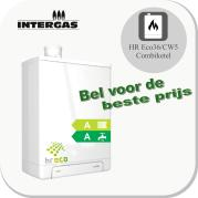 Intergas Eco36/CW5 HR-combiketel